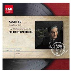 Mahler: Symphony No. 5 - Sir John Barbirolli z kategorii Muzyka klasyczna - pozostałe