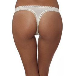 Calvin Klein Underwear SEDUCTIVE COMFORT Stringi creme, rozmiar od S do XL, biały
