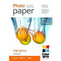 ARSEJ Papier Fotograficzny Błyszczący 13x18 200g 100 szt