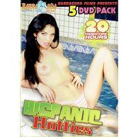 HISPANIC HOTTIES 5 DVD PACK