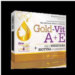 Gold-vit a+e z wiesiołkiem i biotyną, marki Olimp