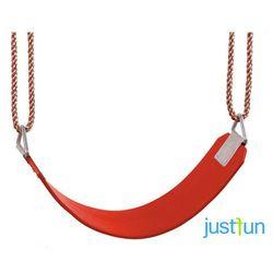 Huśtawka elastyczna - czerwony z kategorii Huśtawki ogrodowe