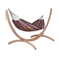 La siesta Zestaw hamakowy spring flow – wiosenny podmuch, aubergine sf-h 255