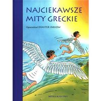 Najciekawsze mity greckie (130 str.)