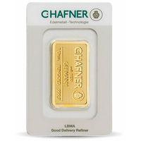 1 uncja sztabka złota certipack - 15 dni roboczych marki Argor-heraeus, pamp, perth mint