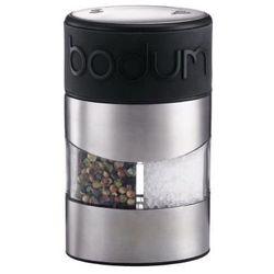 BODUM - Młynek 2w1 do soli i pieprzu, czarny,Twin, 11002-01 (12389594)