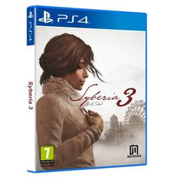 Syberia 3 na PlayStation4