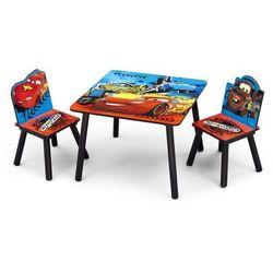 Stolik dla dzieci z krzesełkami Cars II, 2438