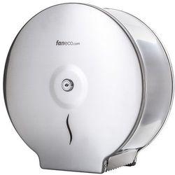 Faneco Pojemnik na papier toaletowy hit stal szlachetna matowa (5901764292319)