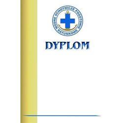 Dyplom WOPR - z kategorii- pozostały sprzęt asekuracyjny