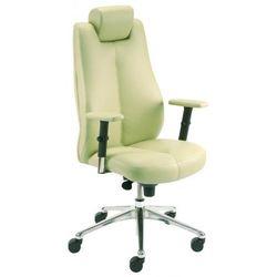Fotel gabinetowy SONATA lux hru synchro r15 steel28 chrome - biurowy, krzesło obrotowe, biurowe