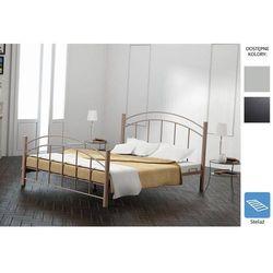 łóżko metalowe klasyka 120 x 200 marki Frankhauer