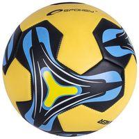 Piłka nożna Spokey Runner 835712 żółto-niebieski - Żółty ||Żółto-niebieski