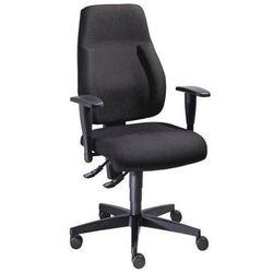 Topstar Krzesło obrotowe dla operatora lady sitness, mechanizm stałego kontaktu, do wys.