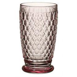 Villeroy & Boch - Boston Coloured Wysoka szklanka różowa