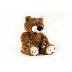 Miś Teduś, zabawka interaktywna, brązowa