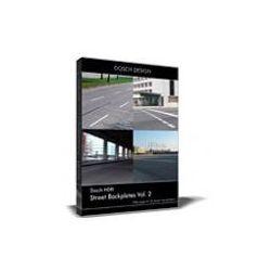 DOSCH HDRI: Street Backplates Vol. 2