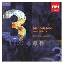 String Quartets - Cherubini-Quartett