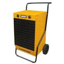 Osuszacz powietrza dh 62 + gratisowy grzejnik elektryczny marki Master - partner handlowy