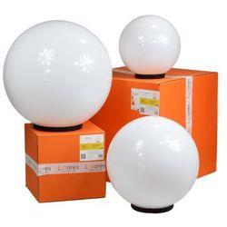 Dekoracyjne Kule Ogrodowe - Luna Balls 20,30,40cm + Żarówki LED, 7BF6-47264