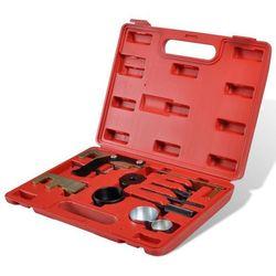 vidaXL Zestaw narzędzi do reparacji wału rozrządu Opel Renault Nissan (8718475848974)