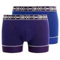 DIM 3D FLEX STAY&FIT 2 PACK Panty blau atlantique/violet auburn (3610861124745)