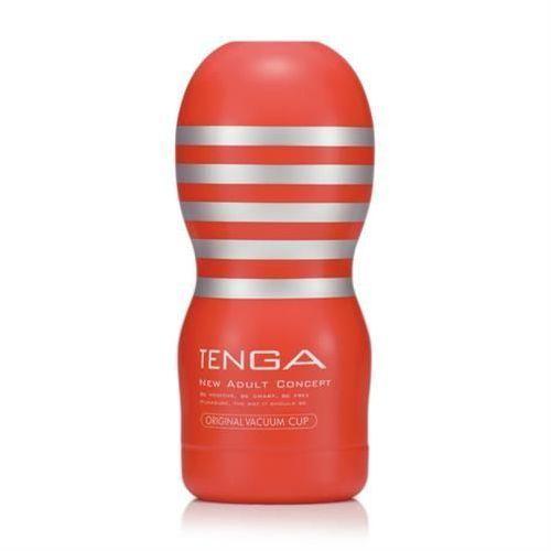 Tenga - Original Vacuum Cup (Deep Troath) z kategorii masturbatory i pochwy