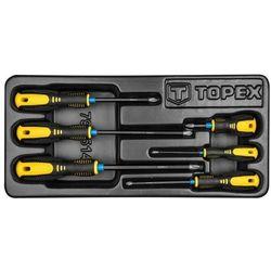 Zestaw wkrętaków TOPEX 79R514