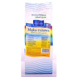 Mąka ryżowa 500g Bezglutenowa - Bezgluten - produkt z kategorii- Mąki