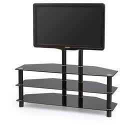 Halmar Rtv20 stylowy stolik tv czarny / gwarancja 24m / najtańsza wysyłka!