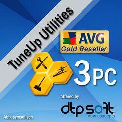 AVG TuneUp 3PC 2016 z kategorii Programy antywirusowe, zabezpieczenia