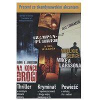 Prezent ze skandynawskim akcentem. Pakiet 3 książek.