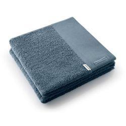 Eva solo Ręcznik stalowy niebieski 50x100 cm
