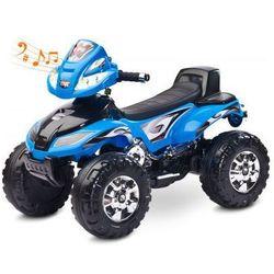 Toyz CUATRO Quad na akumulator dla dzieci nowość blue (dziecięcy pojazd elektryczny)