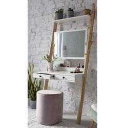 Toaletka drabinowa LENO - biała, RA-0878