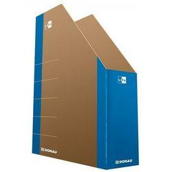 Pojemnik na dokumenty DONAU Life, karton, A4, niebieski (5901503611913)