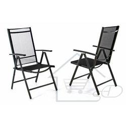 Leżak ogrodowy 2szt. - krzesło na taras marki 1