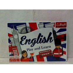 English Play and Learn - sprawdź w wybranym sklepie