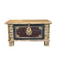 Kufer indyjski skrzynia lite drewno marki India gifts