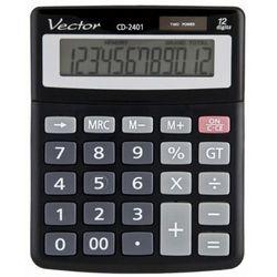Kalkulator 12 pozycyjny CD-2401 - Super Ceny - Rabaty - Autoryzowana dystrybucja - Szybka dostawa - Hurt