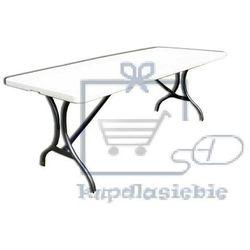 Garthen Składany stół kempingowy cateringowy 183 cm (4025327345098)