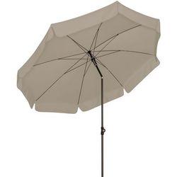 Parasol ogrodowy DOPPLER Sunline beżowy 411539846 z kategorii parasole ogrodowe