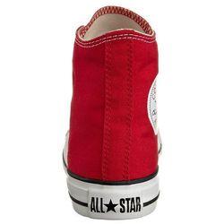 Converse  CHUCK TAYLOR ALL STAR Tenisówki i Trampki wysokie red, czerwona, max rozmiar: 49