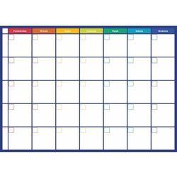 Wally - piękno dekoracji Plan tygodnia tablica magnetyczna suchościeralna 273