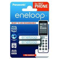 eneloop bk-4mcce/2de aaa 750mah (2szt) od producenta Panasonic