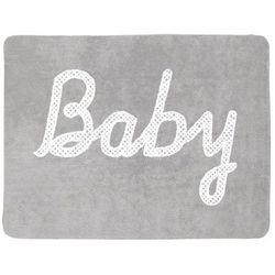 Dywan do prania w pralce baby petit point gris od producenta Lorena canals