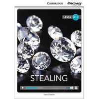 Stealing. Cambridge Discovery Education Interactive Readers (z kodem)