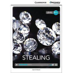 Stealing. Cambridge Discovery Education Interactive Readers (z kodem), pozycja wydana w roku: 2014