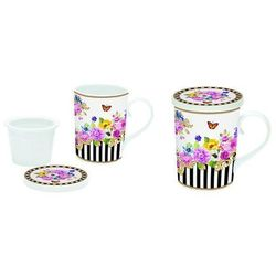 - zestaw do zaparzania z porcelany marki R2s