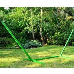 Hamaki cabana Stelaż do hamaka (zielony) - zielony